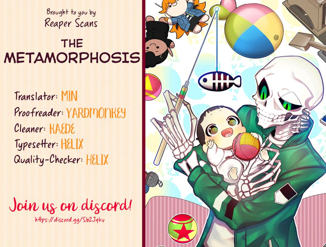 Metamorphosis - chapter 7 - #1