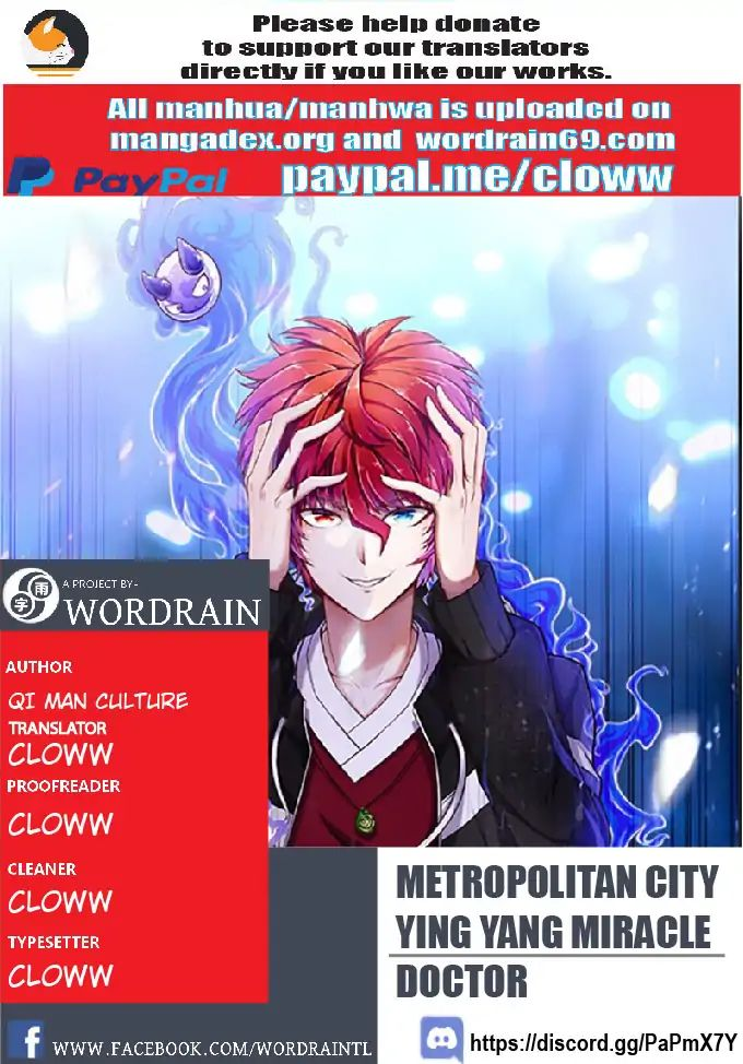 Metropolitan City's Ying Yang Miracle Doctor - chapter 30 - #1
