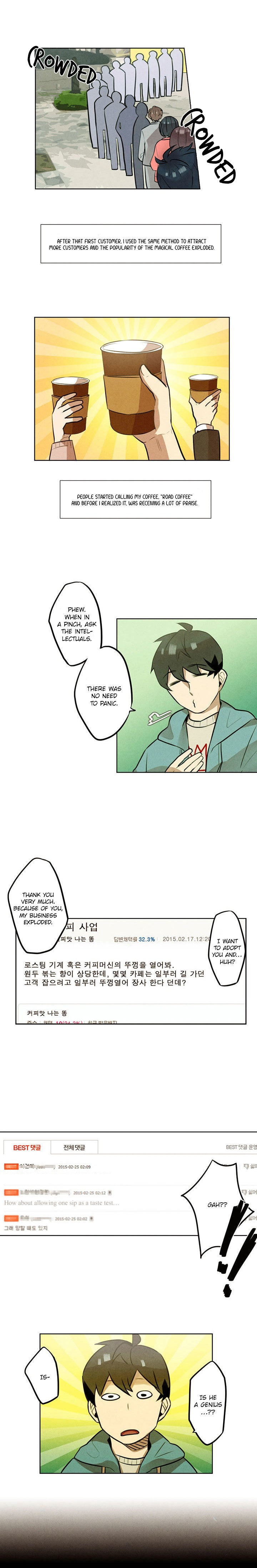 Miracle App Store - chapter 8 - #2
