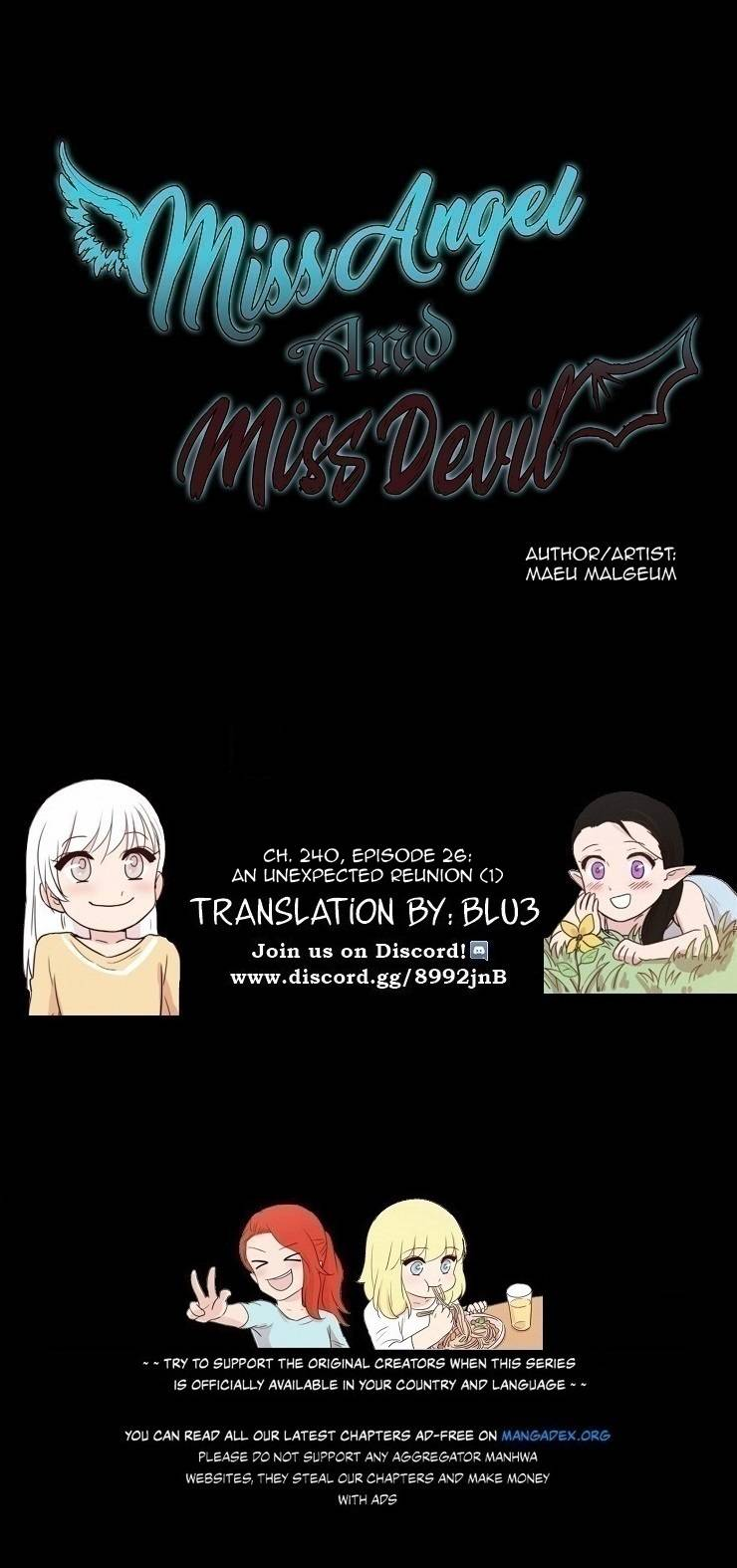 Miss Angel And Miss Devil - chapter 240 - #2
