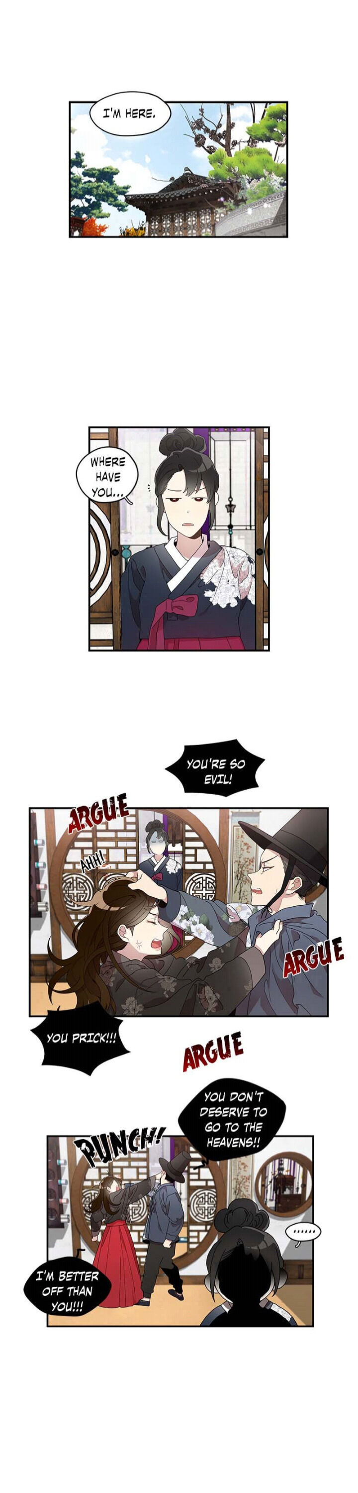 Miss Time - chapter 31 - #1