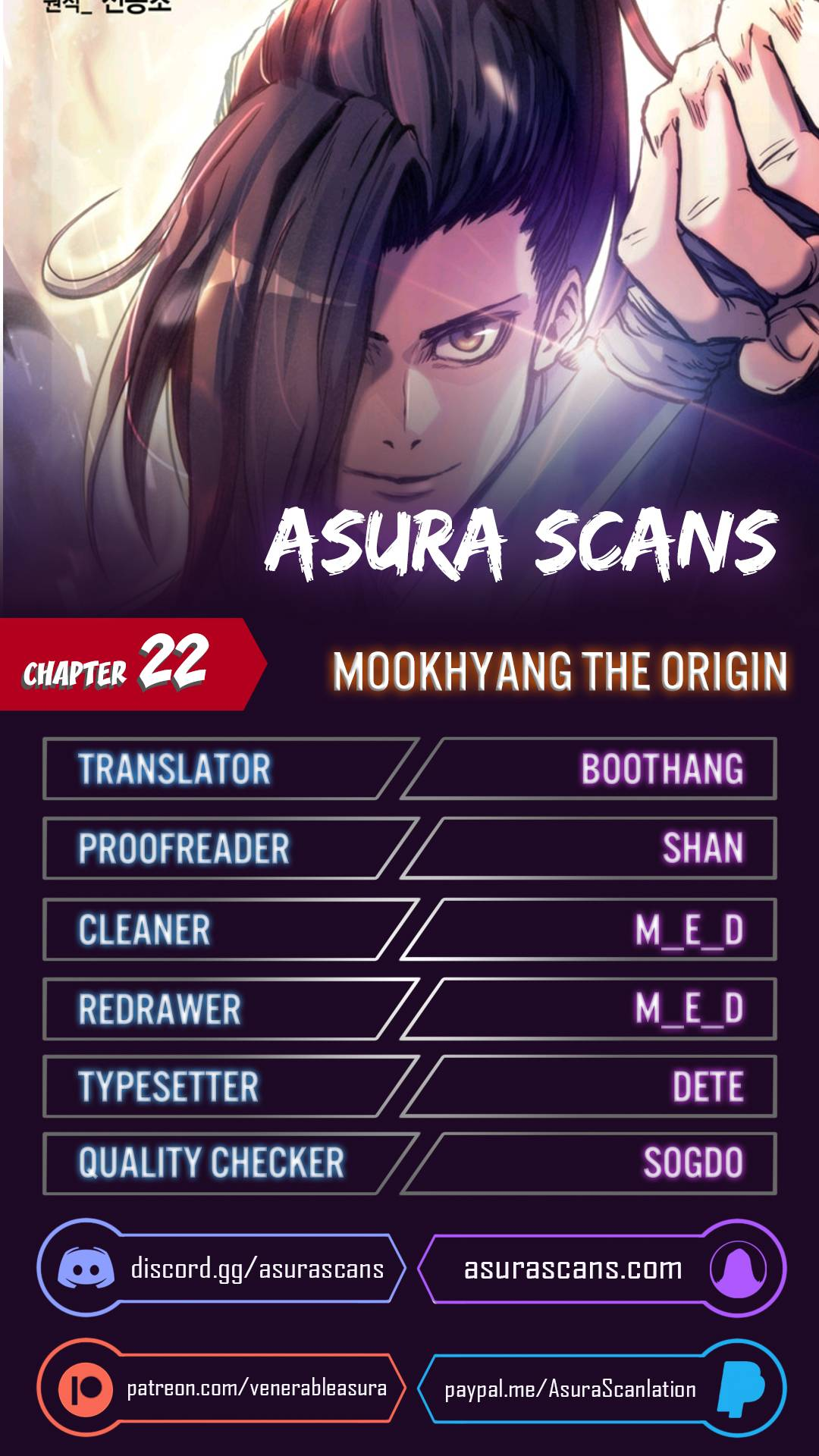 MookHyang - The Origin - chapter 22 - #1