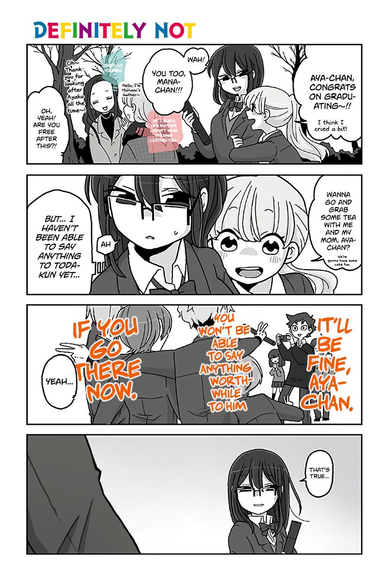 Mousou Telepathy - chapter 704 - #1