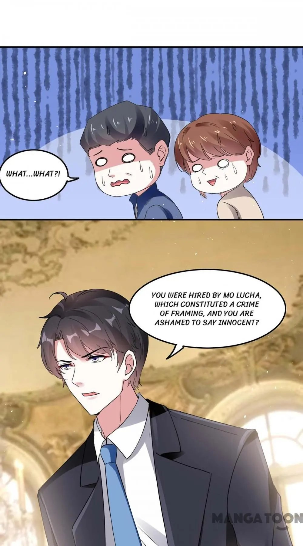 My Badass Ceo Daddy - chapter 164 - #3