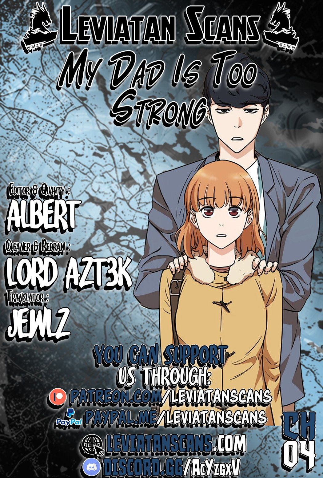My Dad Is Too Strong - chapter 4 - #1