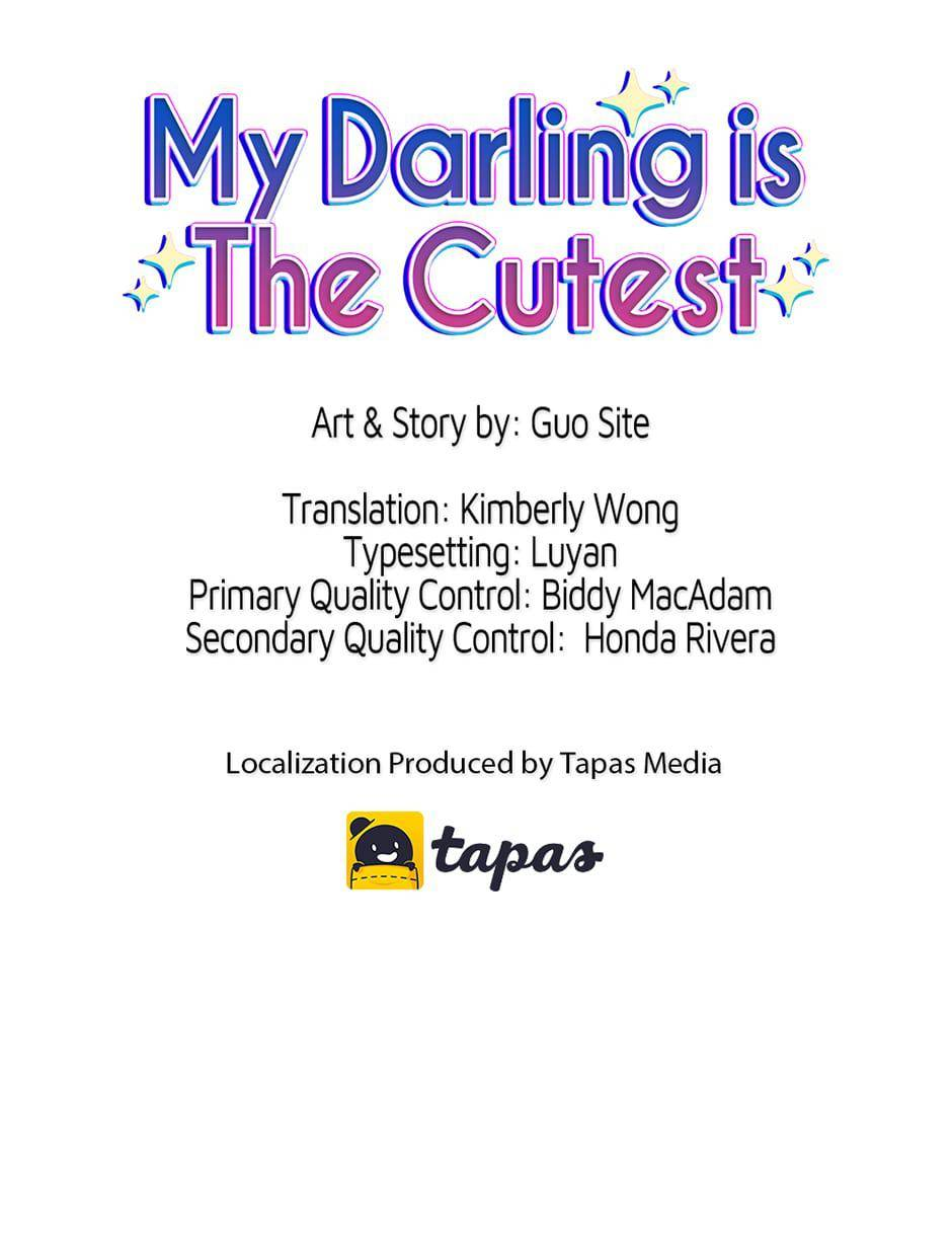 My Darling is the Cutest - chapter 41 - #1