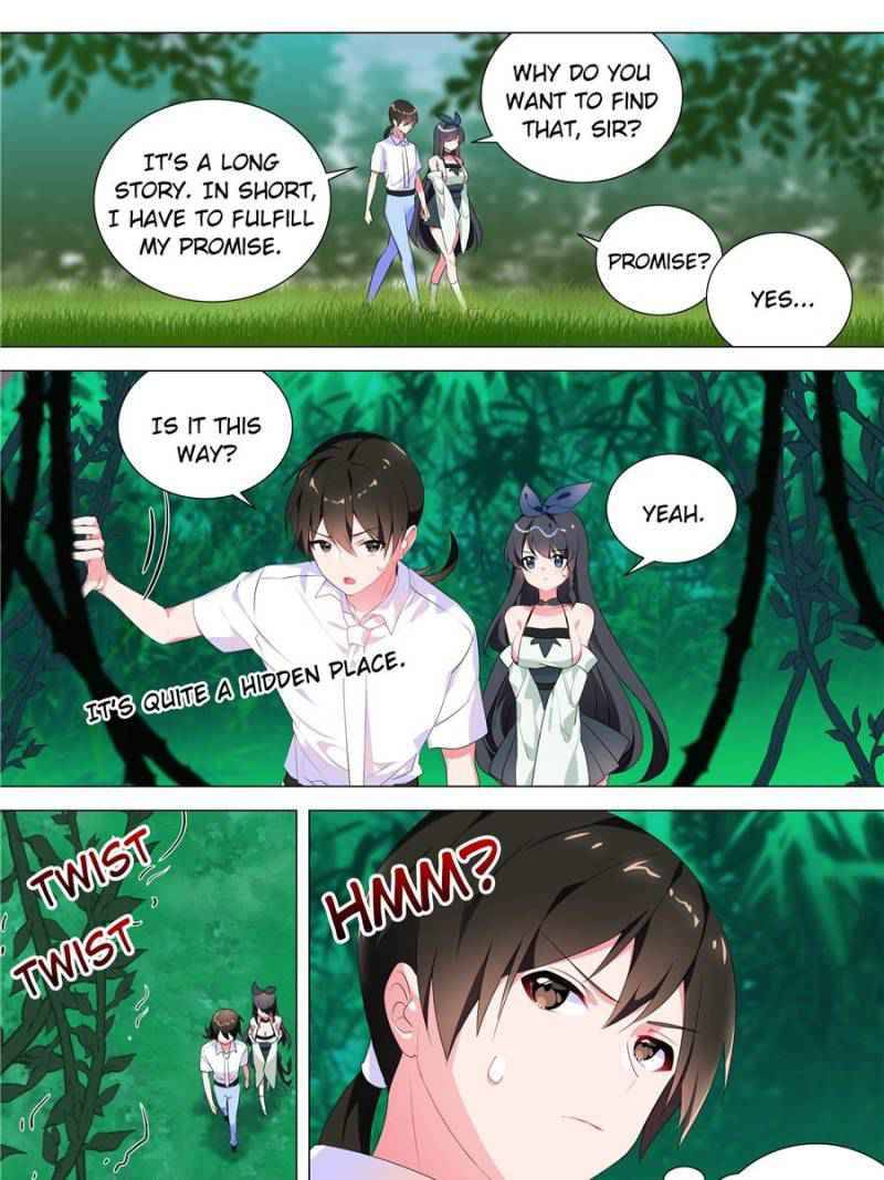 My Girl Is A Dragon Princess - chapter 110 - #1