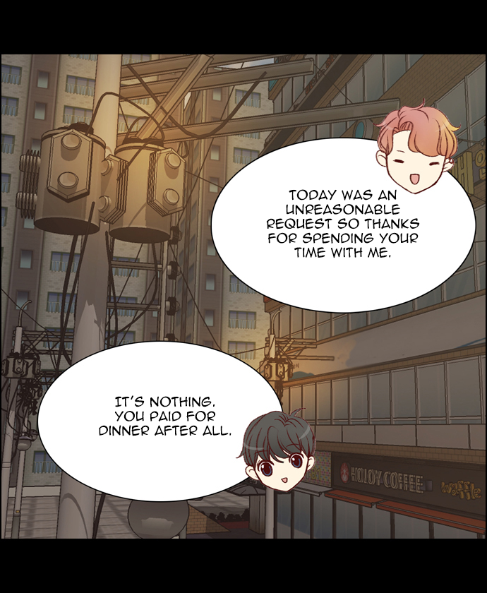 my Girlfriend is a Real Man - chapter 31 - #1