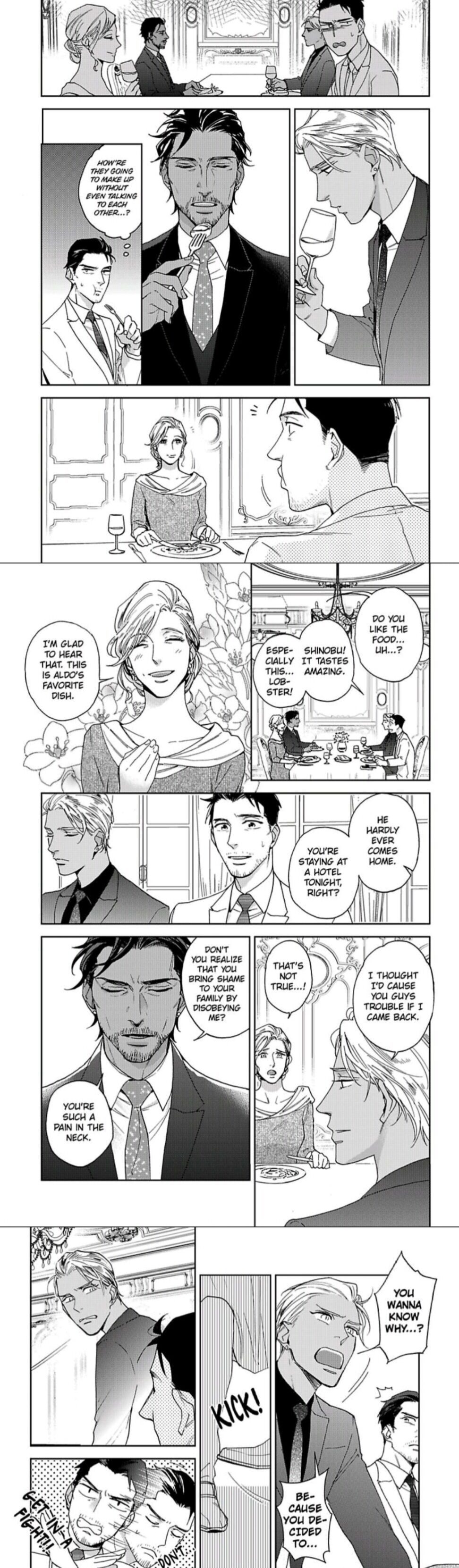 My Hopeless Dreamer - chapter 5 - #3