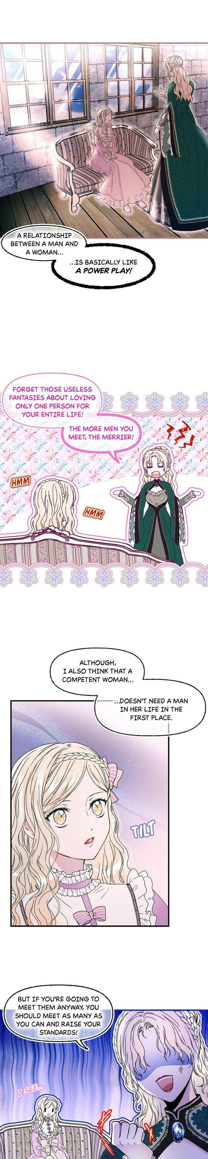 My Master, the Wolf Queen - chapter 47 - #3