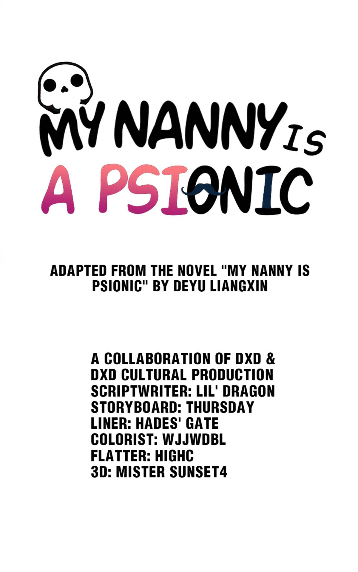 My Nanny Is Psionic - chapter 32 - #1