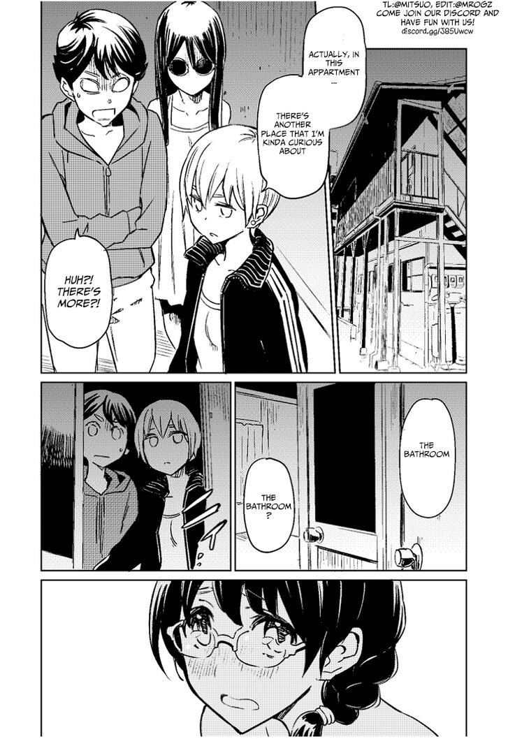 My Roommate Isn't From This World - chapter 10 - #1