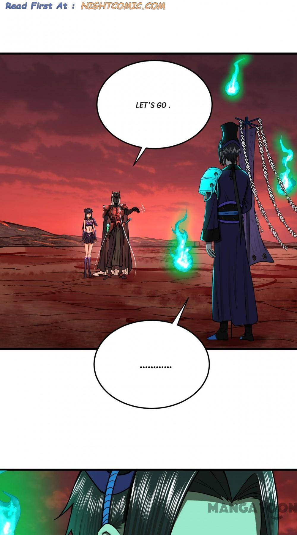 My Three Thousand Years to the Sky - chapter 214 - #1