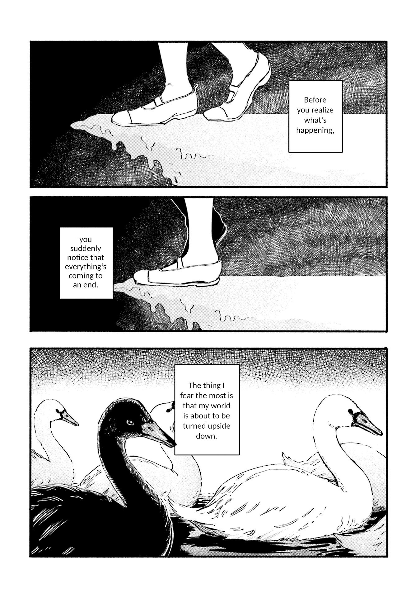 Night and Sea - chapter 8 - #2