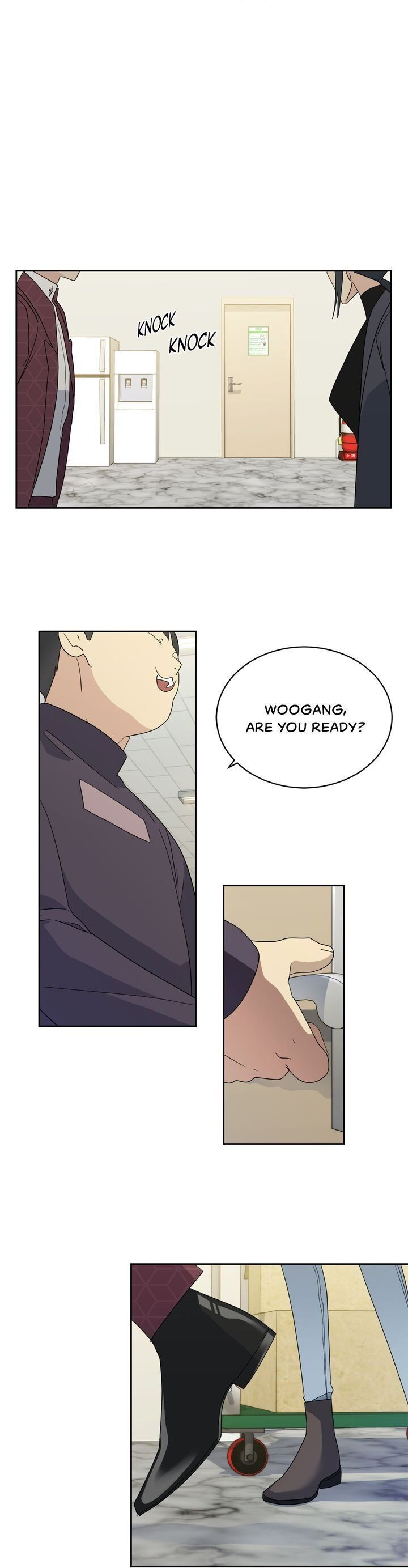 Night Crying Crow - chapter 14 - #3