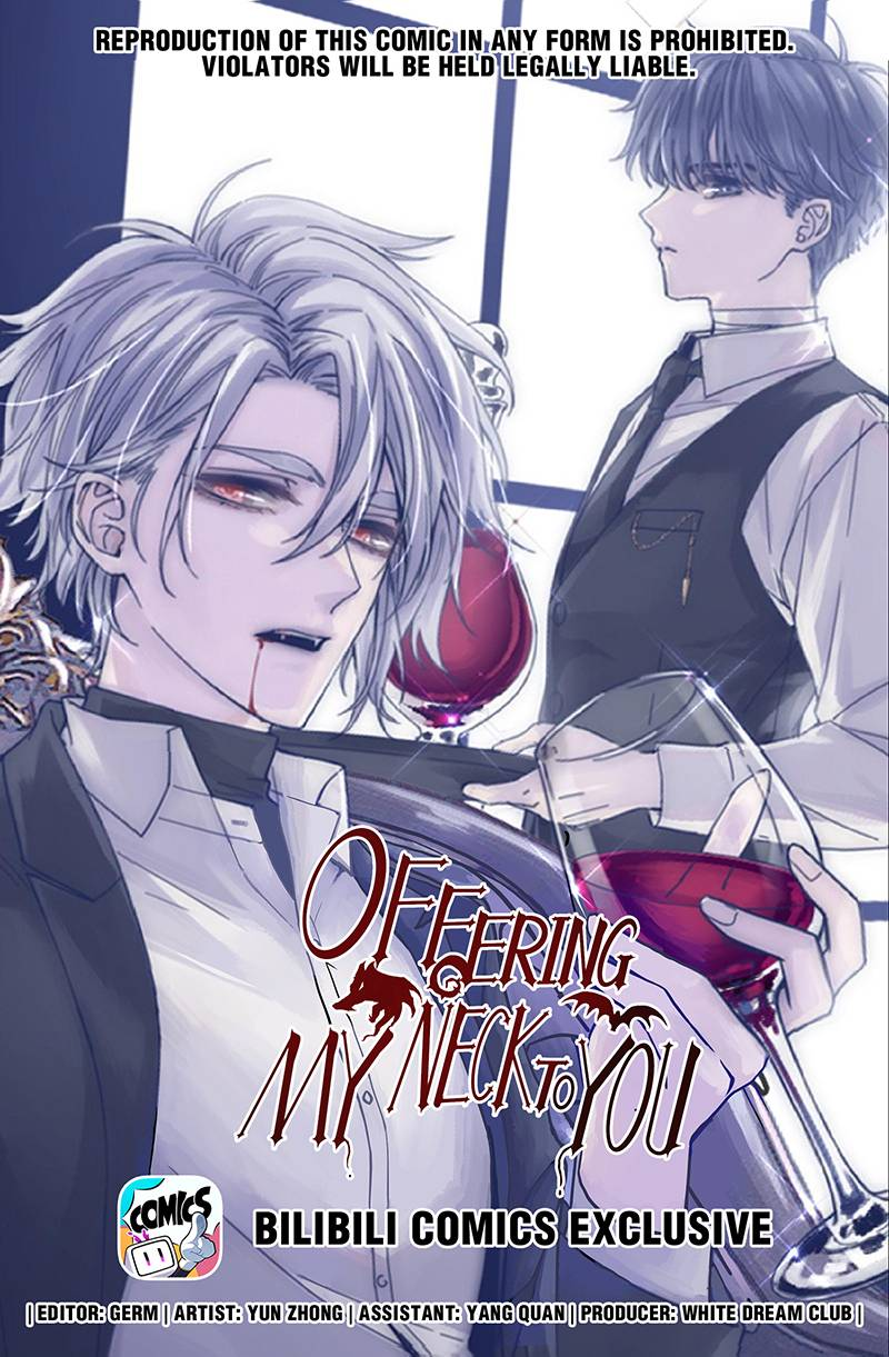 Offering My Neck To You - chapter 73 - #1