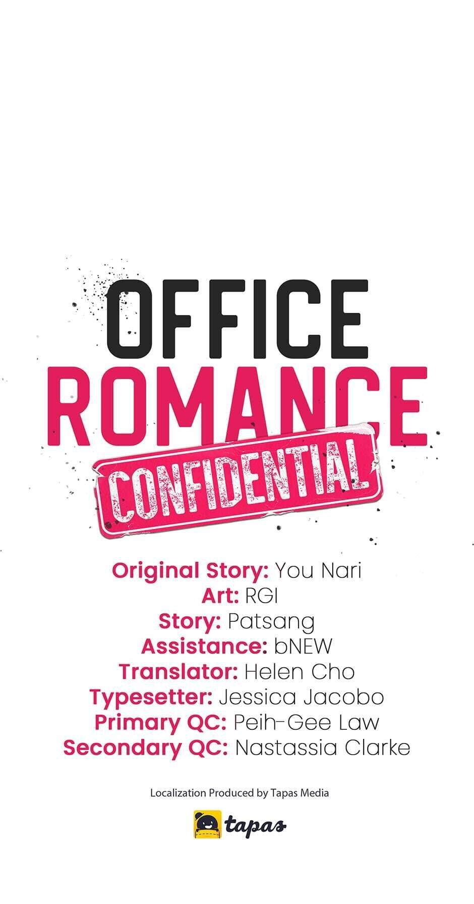 Office Romance Confidential - chapter 26 - #1