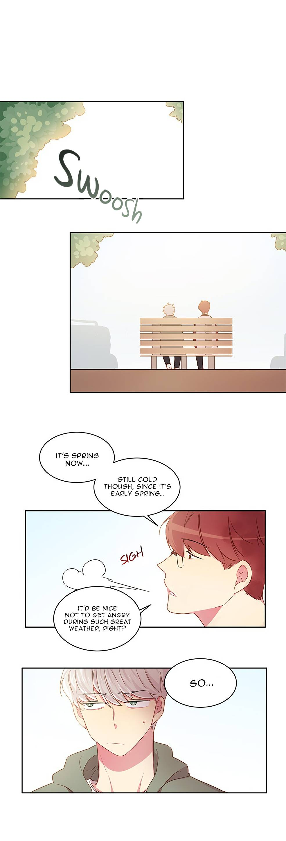 One Night with a Contract Boyfriend - chapter 7 - #3