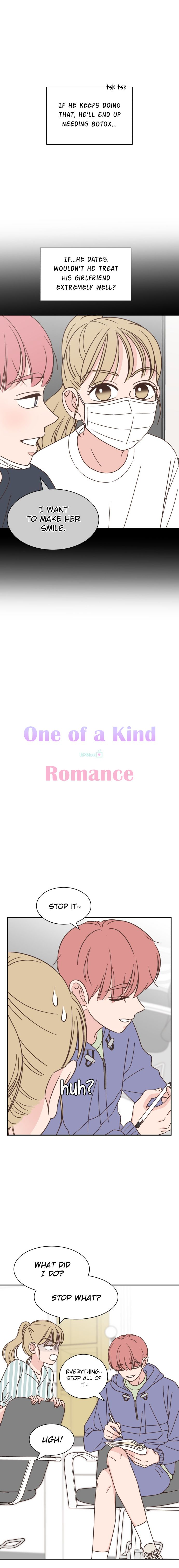 One Of A Kind Romance - chapter 115 - #3