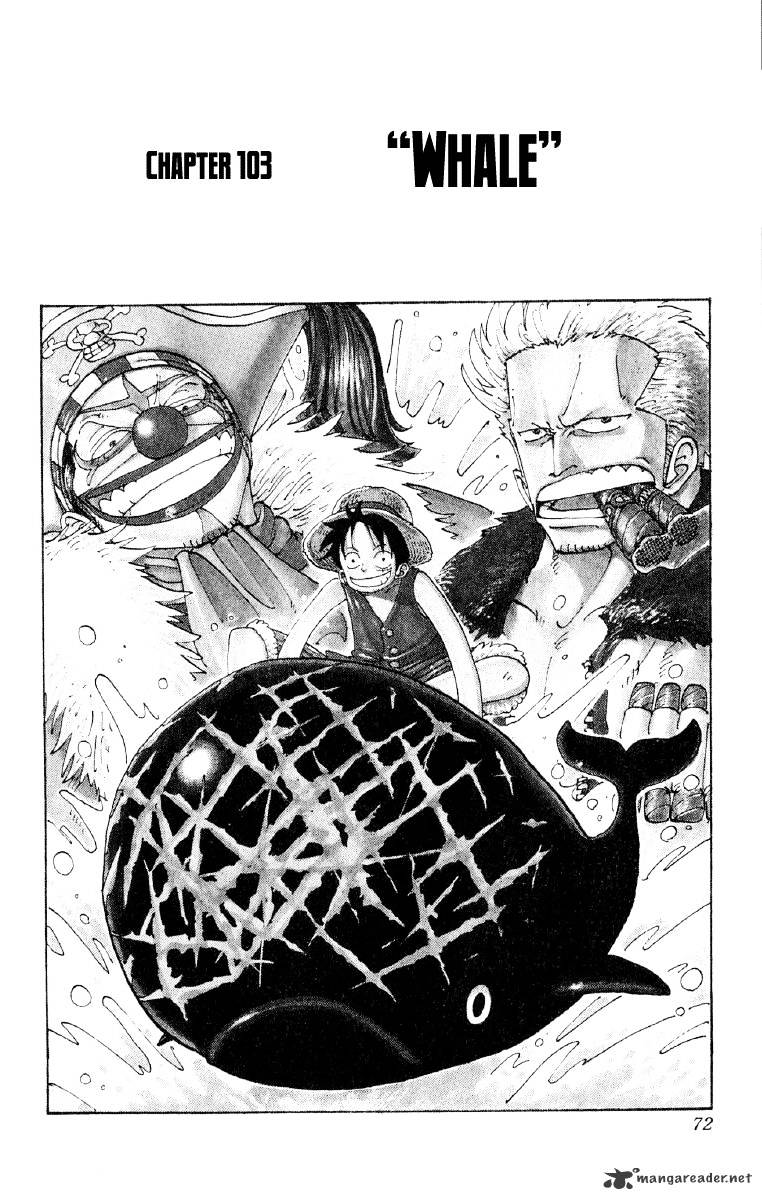 One Piece - chapter 103 - #2