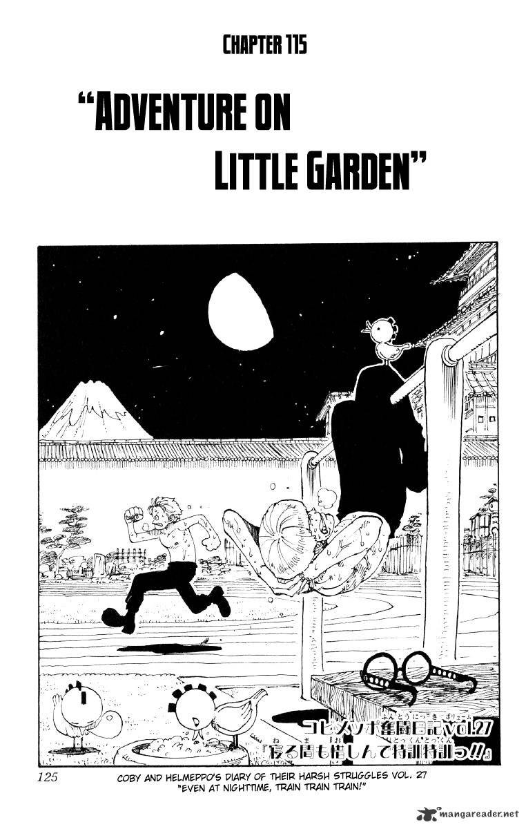 One Piece - chapter 115 - #2