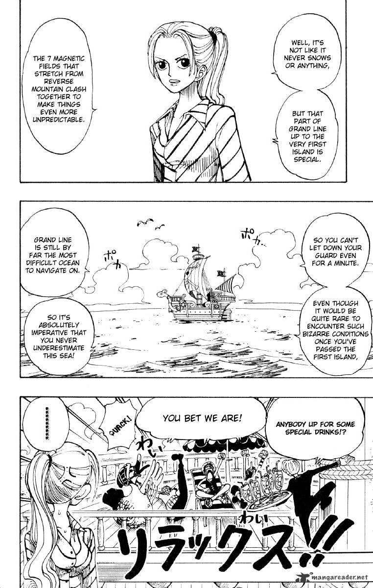 One Piece - chapter 115 - #3