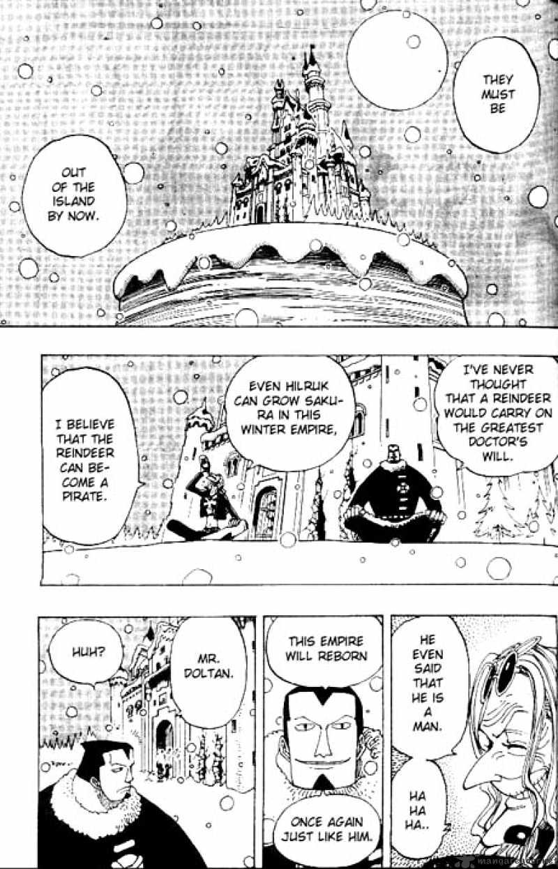 One Piece - chapter 154 - #3