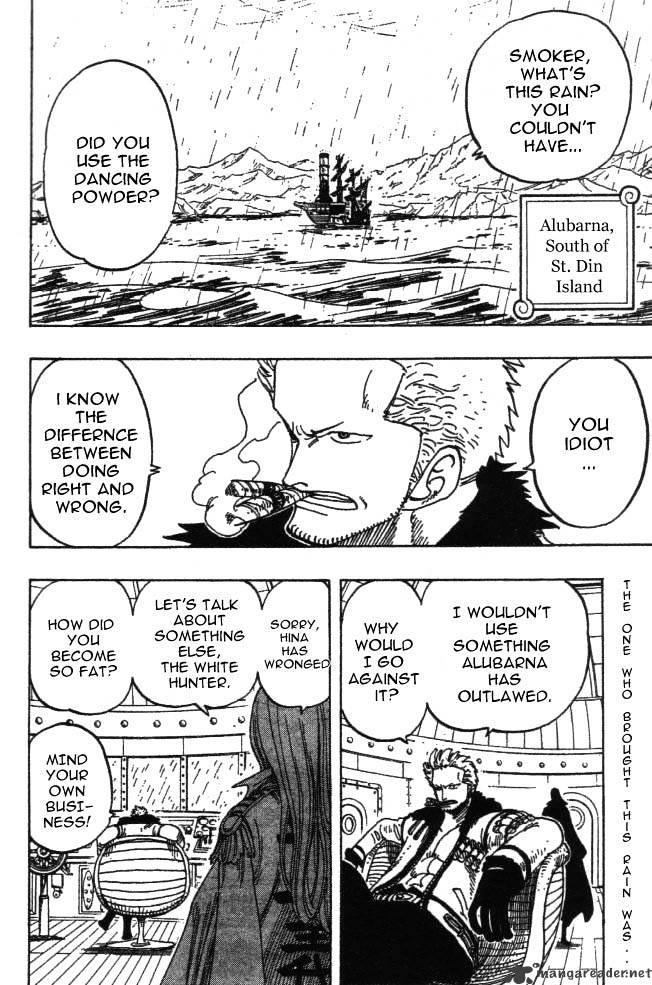 One Piece - chapter 212 - #2
