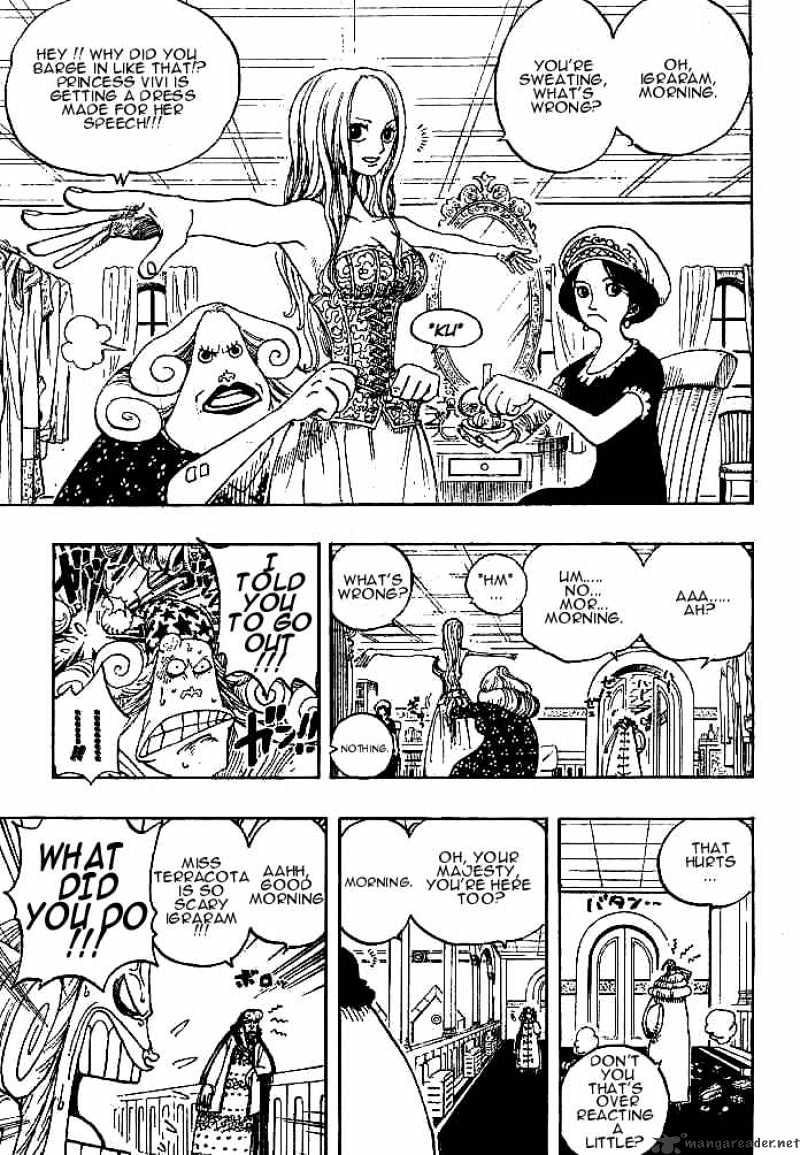 One Piece - chapter 215 - #3