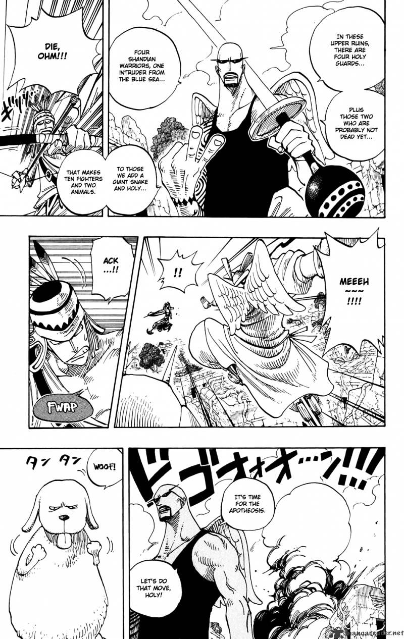 One Piece - chapter 270 - #3