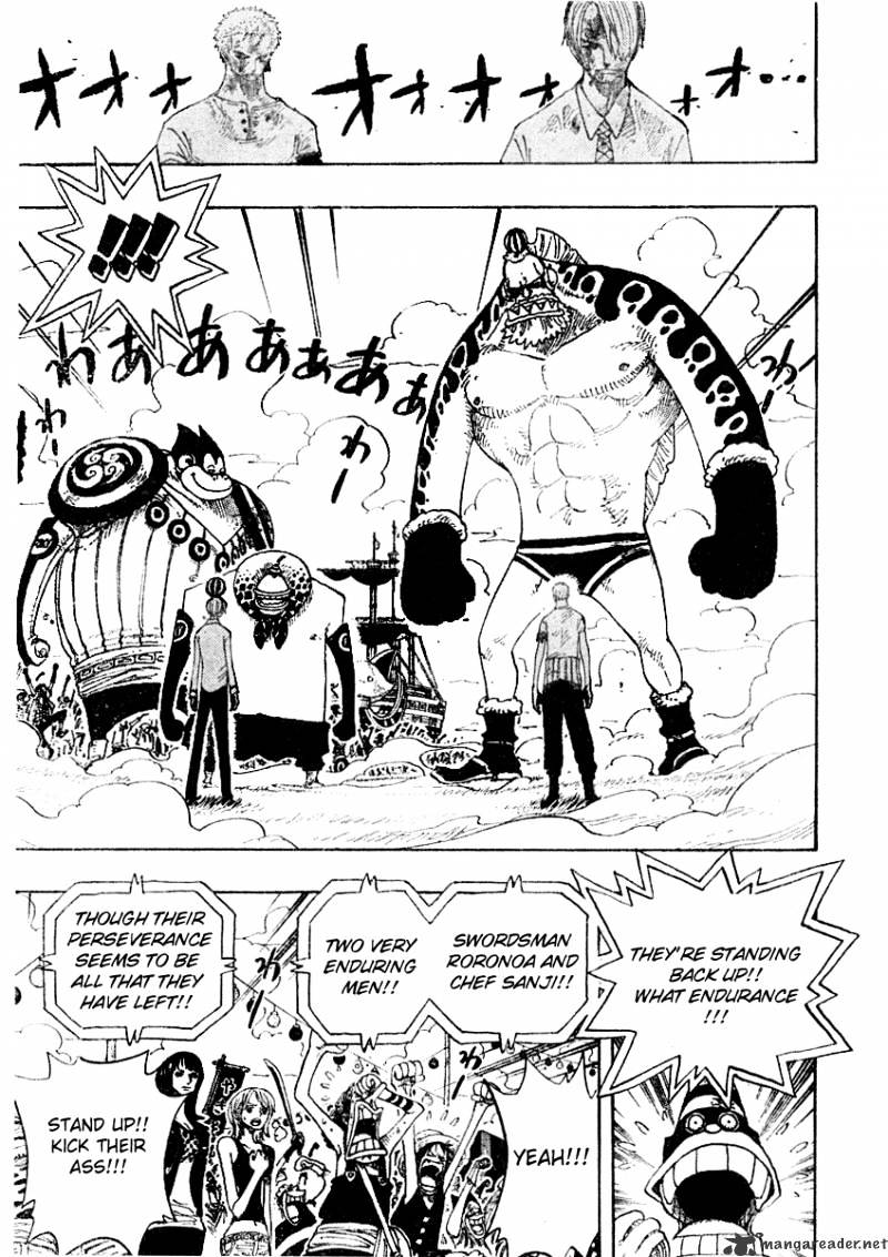 One Piece - chapter 312 - #3