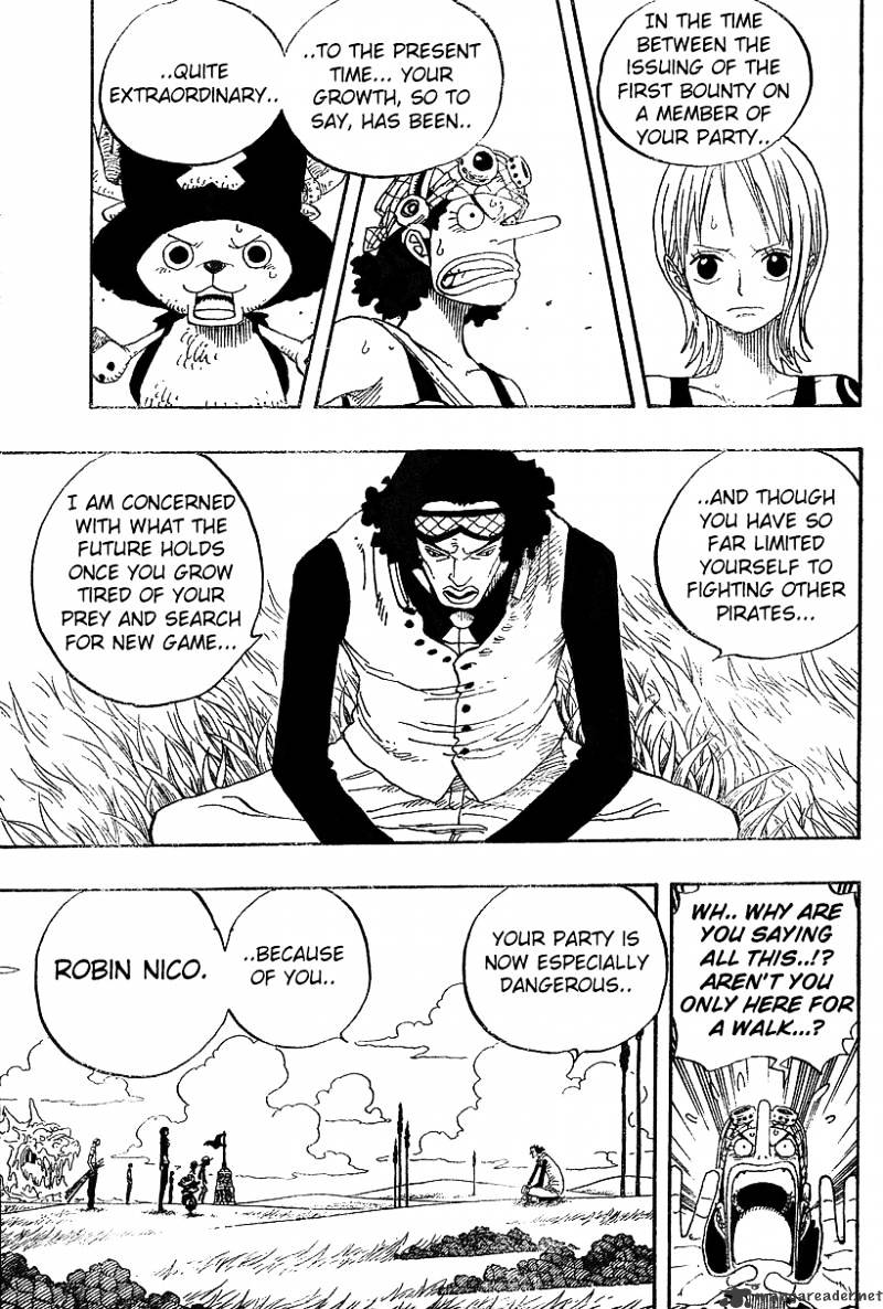 One Piece - chapter 320 - #3