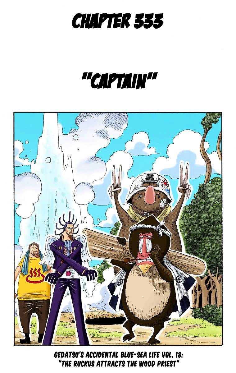 One Piece - chapter 333 - #2