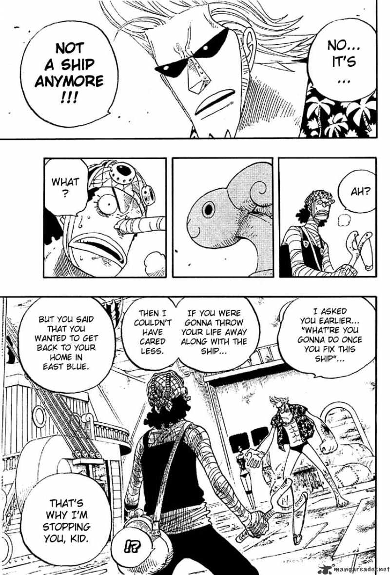 One Piece - chapter 351 - #3
