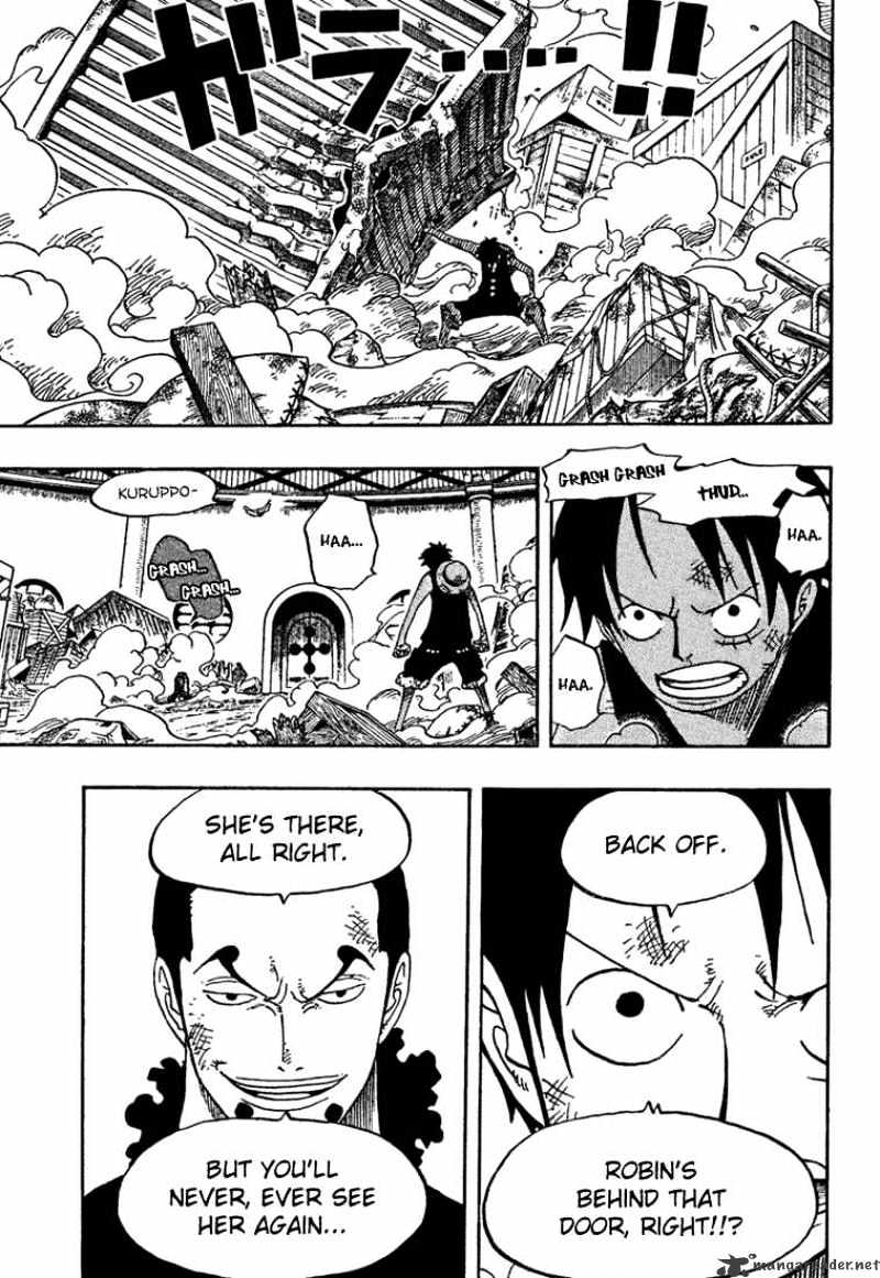 One Piece - chapter 410 - #3