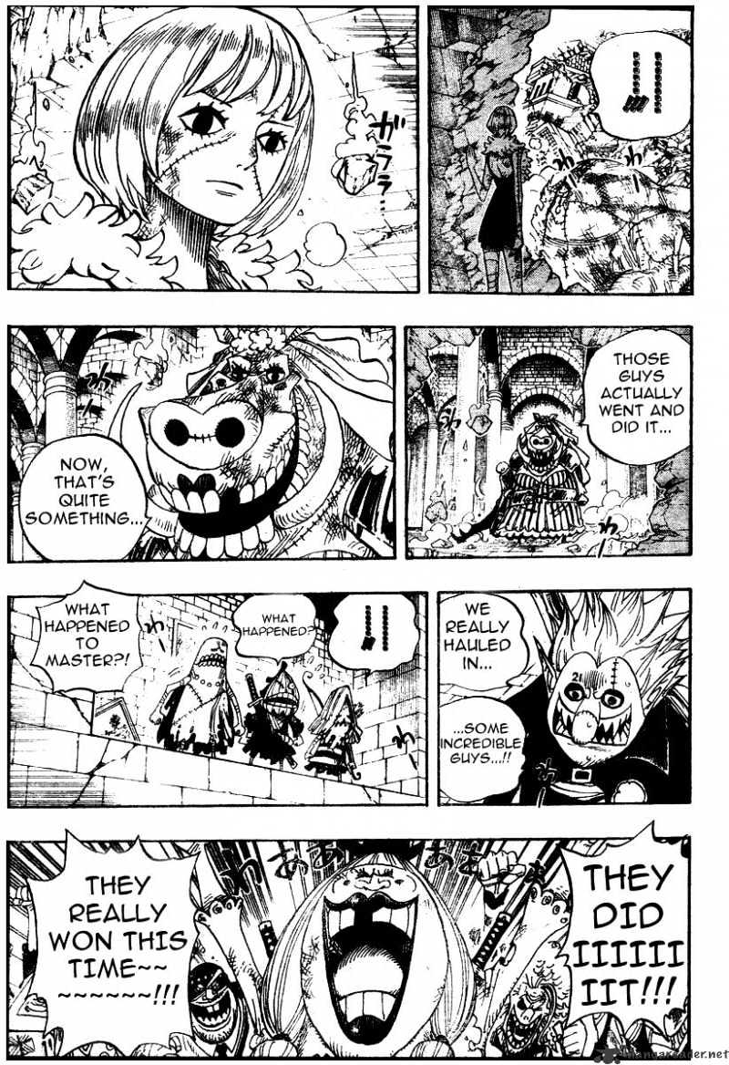 One Piece - chapter 481 - #3