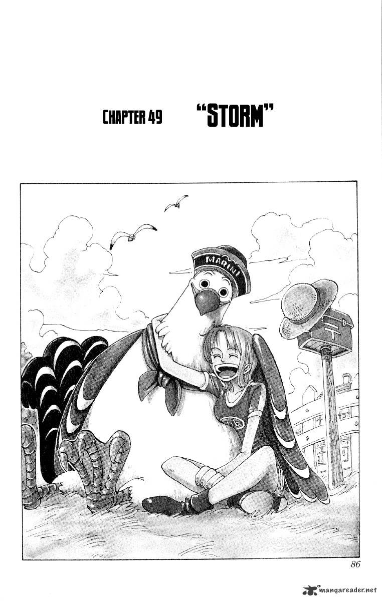 One Piece - chapter 49 - #2