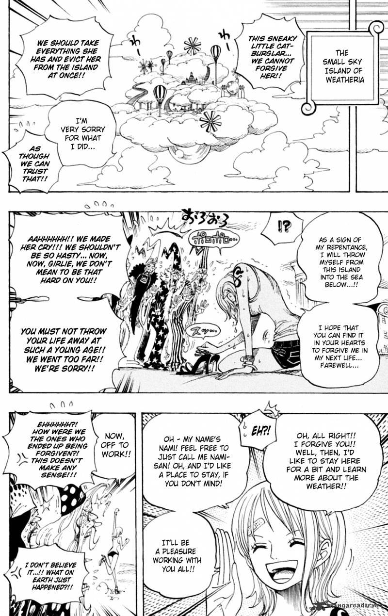 One Piece - chapter 596 - #2