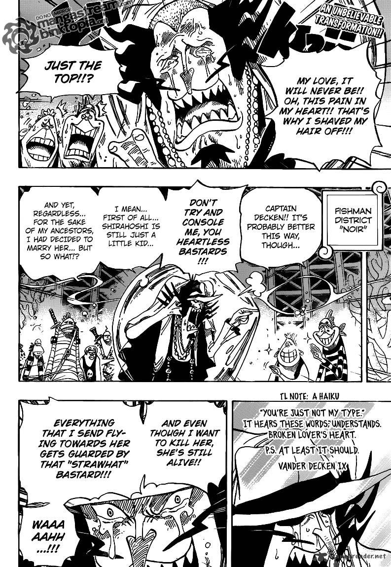 One Piece - chapter 631 - #2