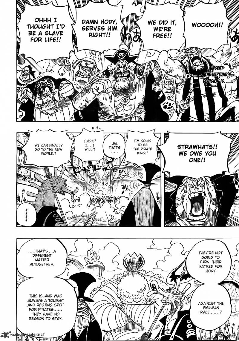One Piece - chapter 649 - #2