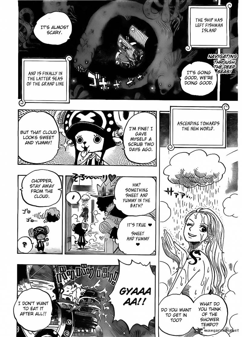 One Piece - chapter 654 - #2