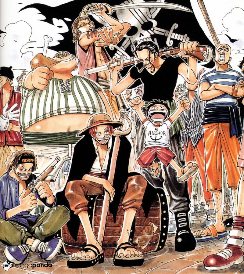 One Piece - chapter 714 - #2