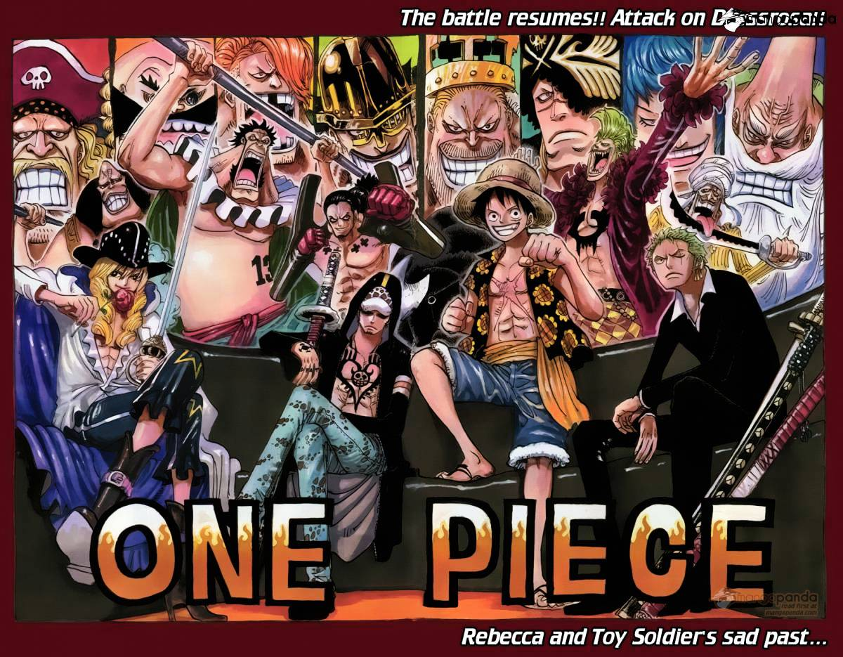 One Piece - chapter 750 - #2