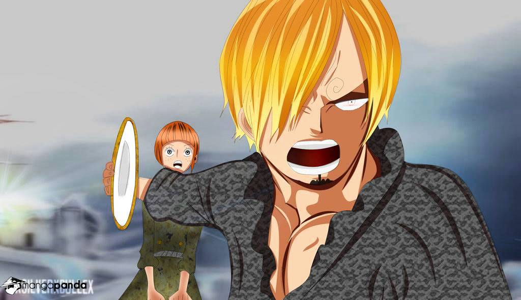 One Piece - chapter 844 - #3