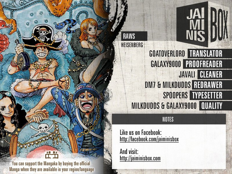 One Piece - chapter 945 - #3