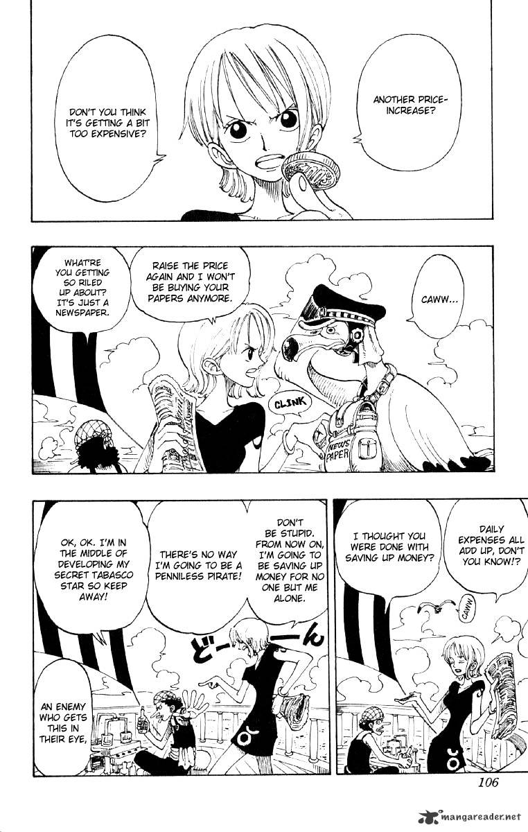 One Piece - chapter 96 - #2