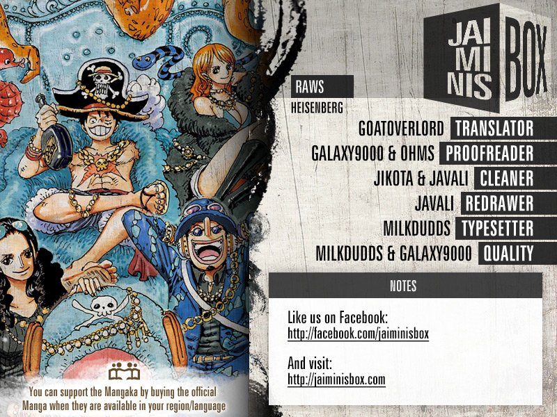One Piece - chapter 961 - #2