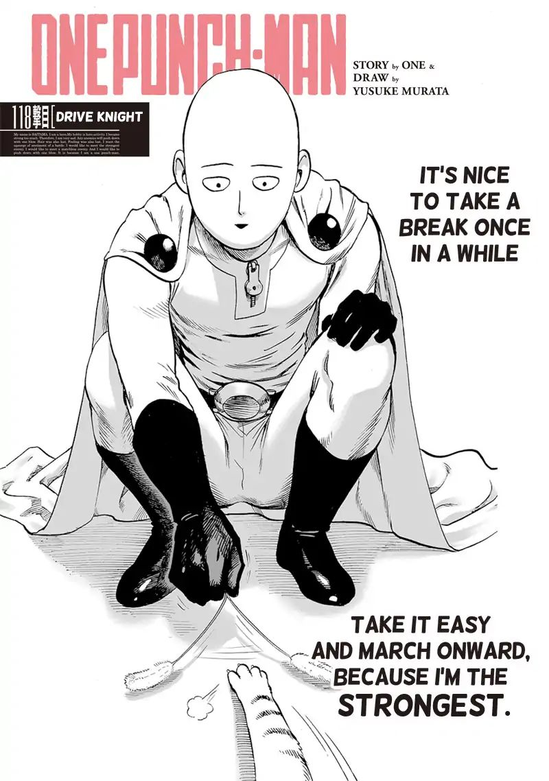 Onepunch-man - chapter 118 - #1