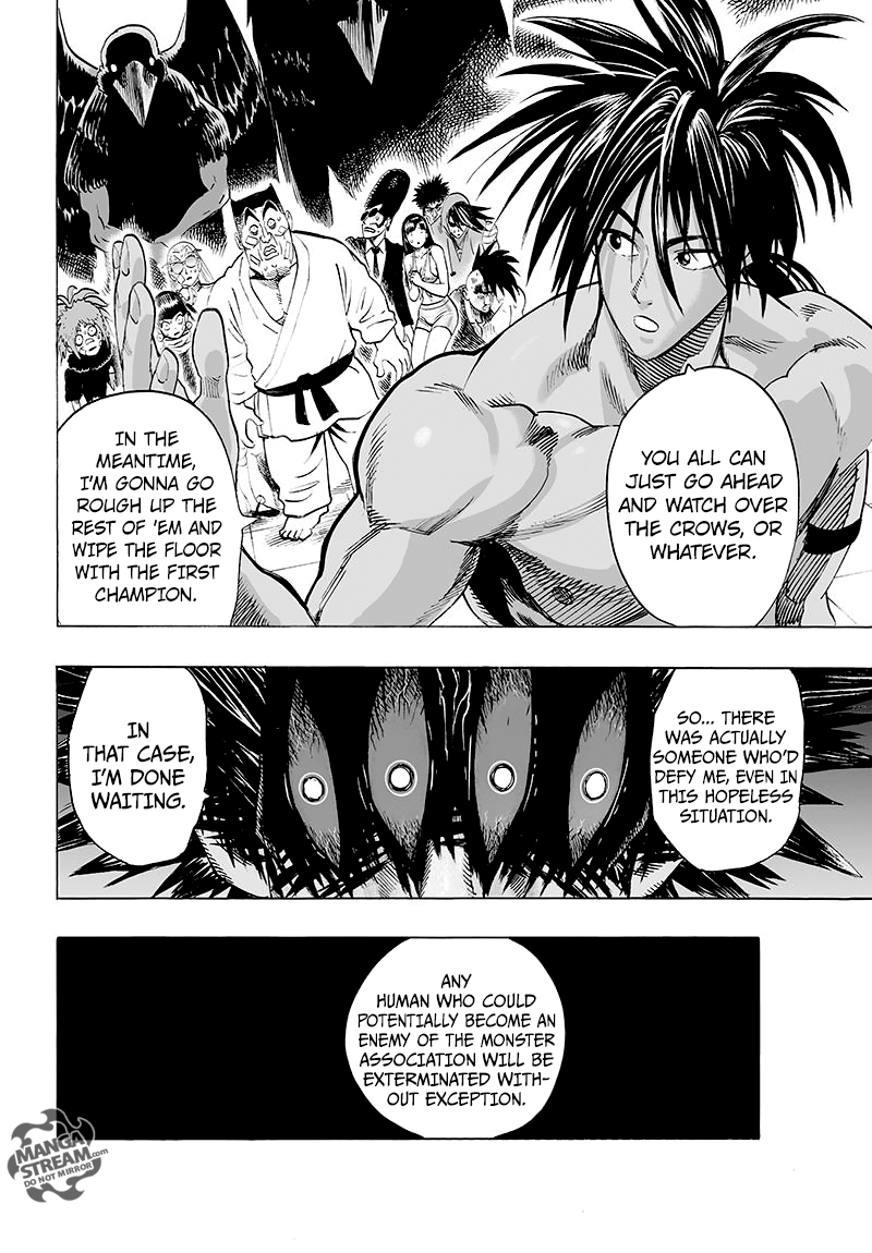 One Punch-Man - chapter 72.2 - #1