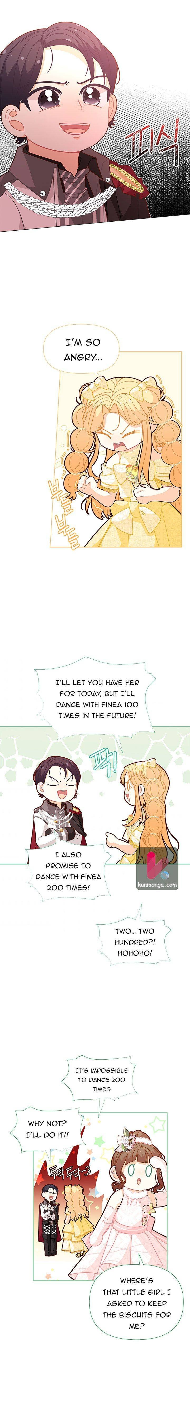 Originally A Lady With One Line - chapter 45.5 - #2